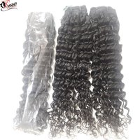 Wholesale Kinky Natural Indian Temple Cuticle Aligned Human Hair