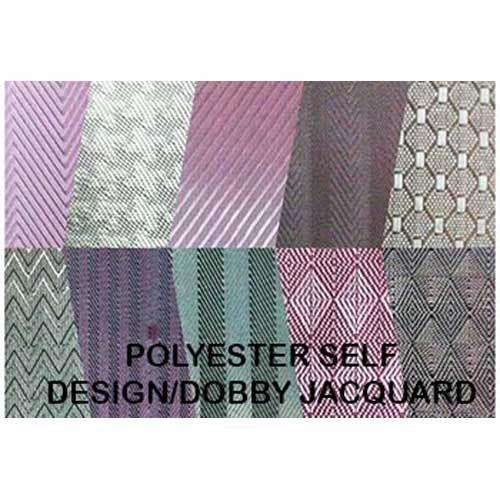 Polyester Dobby Jacquard Fabric