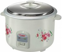 Prestige Prwo 1.8-2 Electric Rice Cooker With Steaming Feature  (1.8 L)