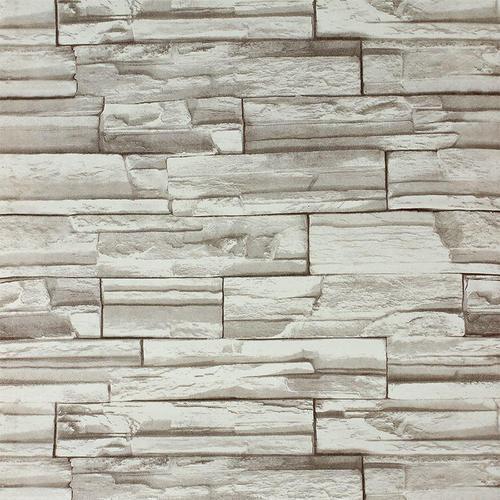 3D Brick Room Wallpaper