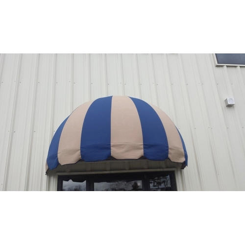 Dome Style Window Awnings