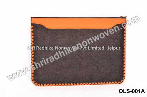 Twist Rope felt Laptop Sleeve