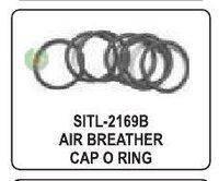 Air Breather Cap O Ring