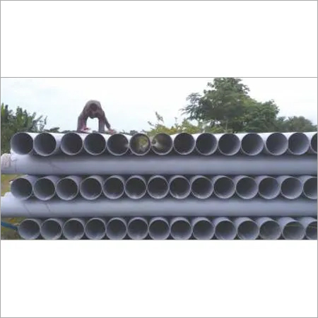 Grey PVC Agriculture Pipe