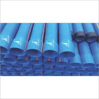 Blue Casing Pipes