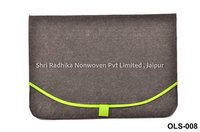 Neon border felt Laptop Sleeve