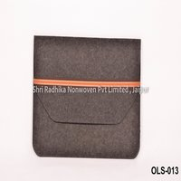 Reasonable felt laptop sleeve With Elastic Closure