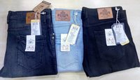 Govt Customs Seized Jeans with Bill for Resale