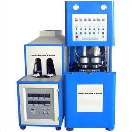 Pet Blow Moulding Machines