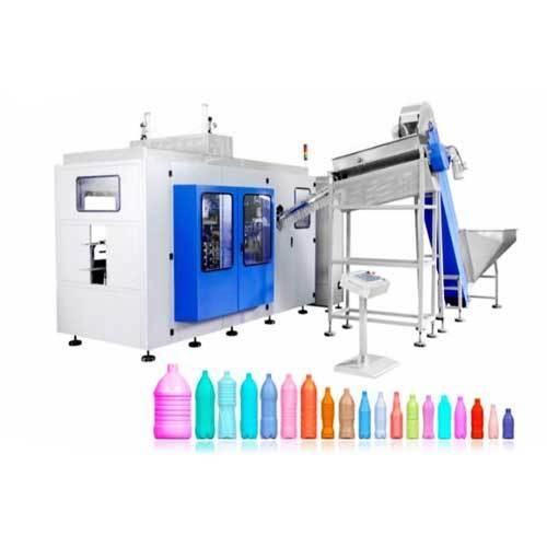 Plastic Bottle Making Machine