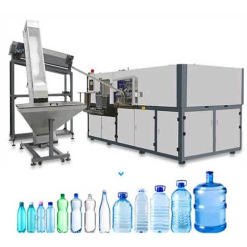 Water Bottle Blow Moulding Machine