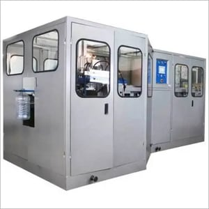Full Automatic Packaged Drinking Bottle Machine