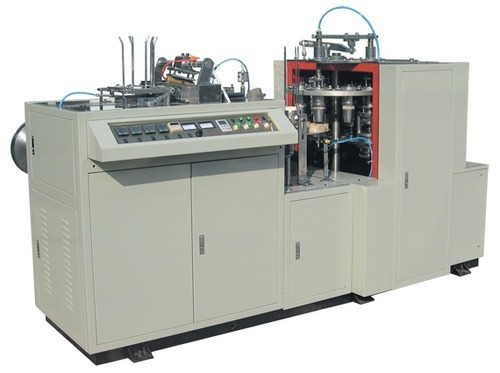 Chinese Paper Cup Machine (Normal Speed)