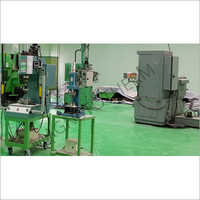 Industrial Induction Heating Machine