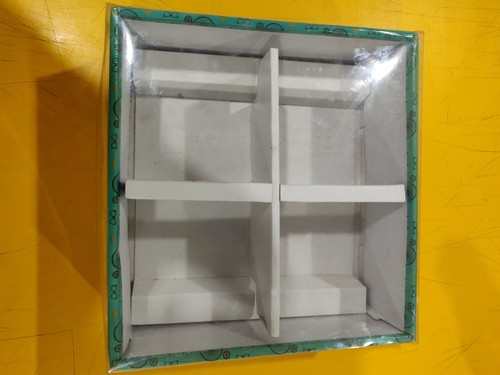 Corrugated Box with PVC