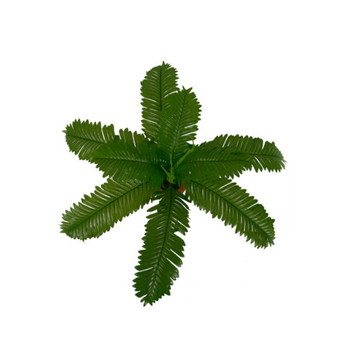 Artificial Green Fern Bush