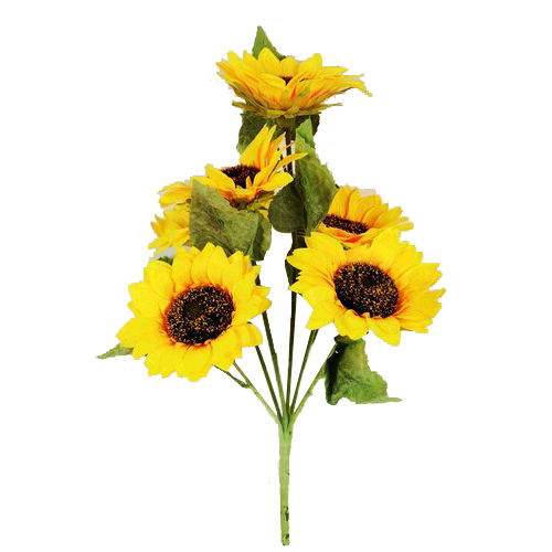 Artificial Sunflower Stick