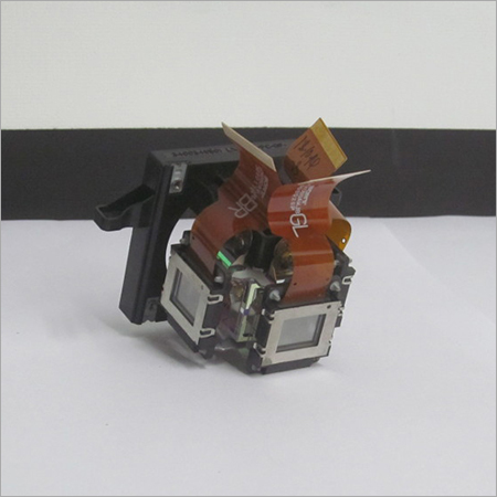 Projector LCD Panel Assembly