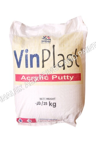 Vinplast Acrylic Putty