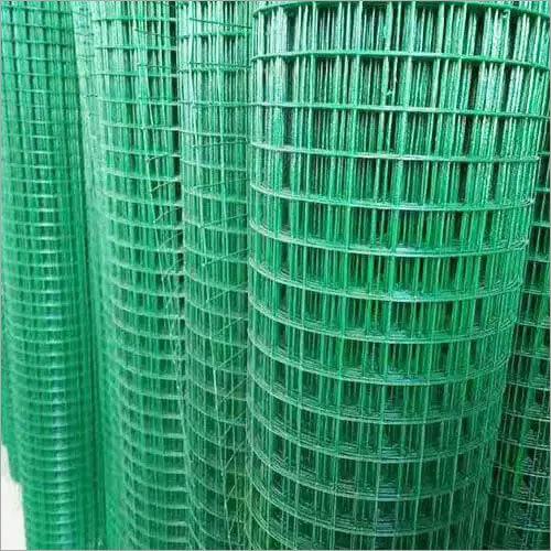 PVC Welded Wire Mesh