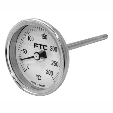 Bi Metal Thermometers Temperature Sensors