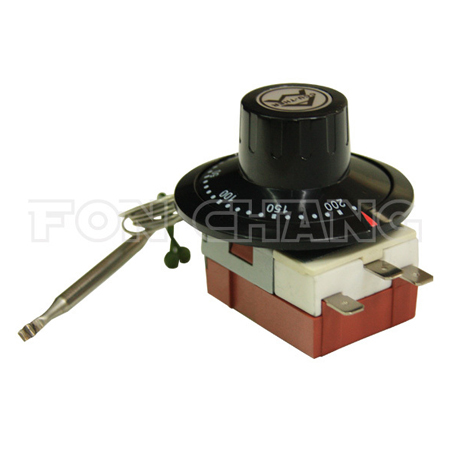Electrical Capillary Thermostats