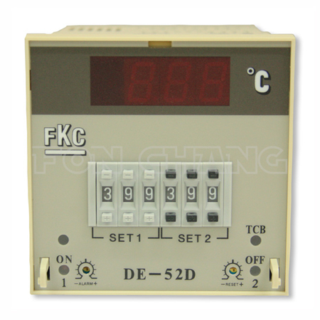 FKC Series Digital Temperature Controllers