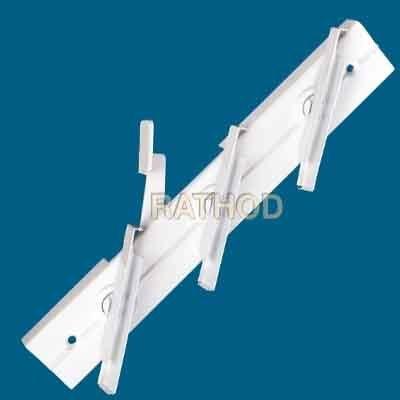 Aluminium Concealed Louver