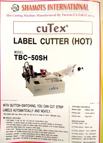 Hot Cutting Machine