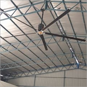 Warehouse HVLS Fans