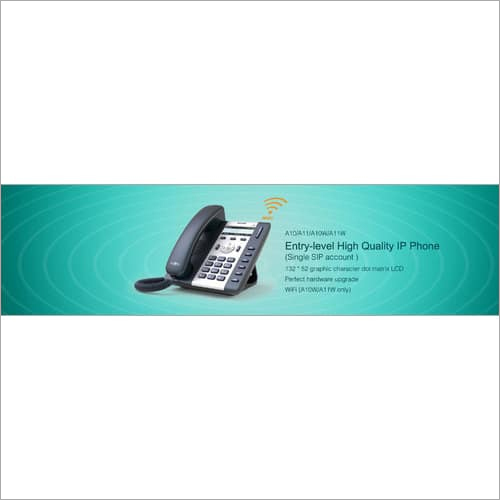 Wireless IP-Phone