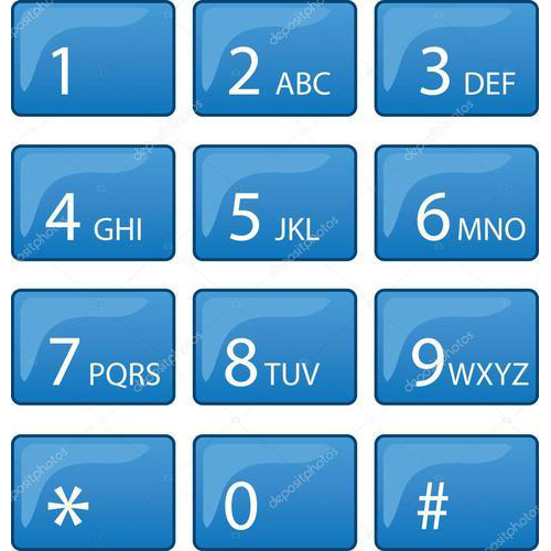 Telecommunication Dialpad