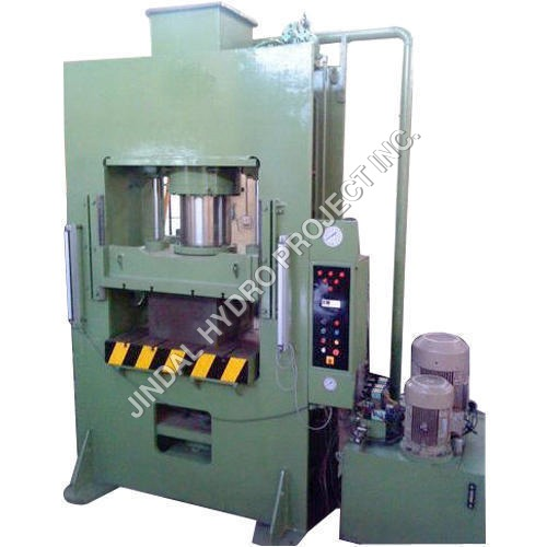 Automatic Hydraulic Rubber Moulding Press Machine