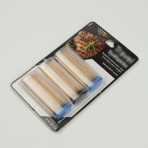 Natural Birch Wood Toothpick