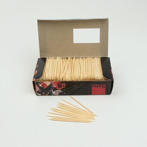 Plain Wooden Toothpick