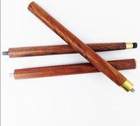 Antique Wooden Walking Stick Cane W/ Handmade Derby unique Brass Kashmiri handle