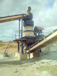 Vibrating Screening Plant