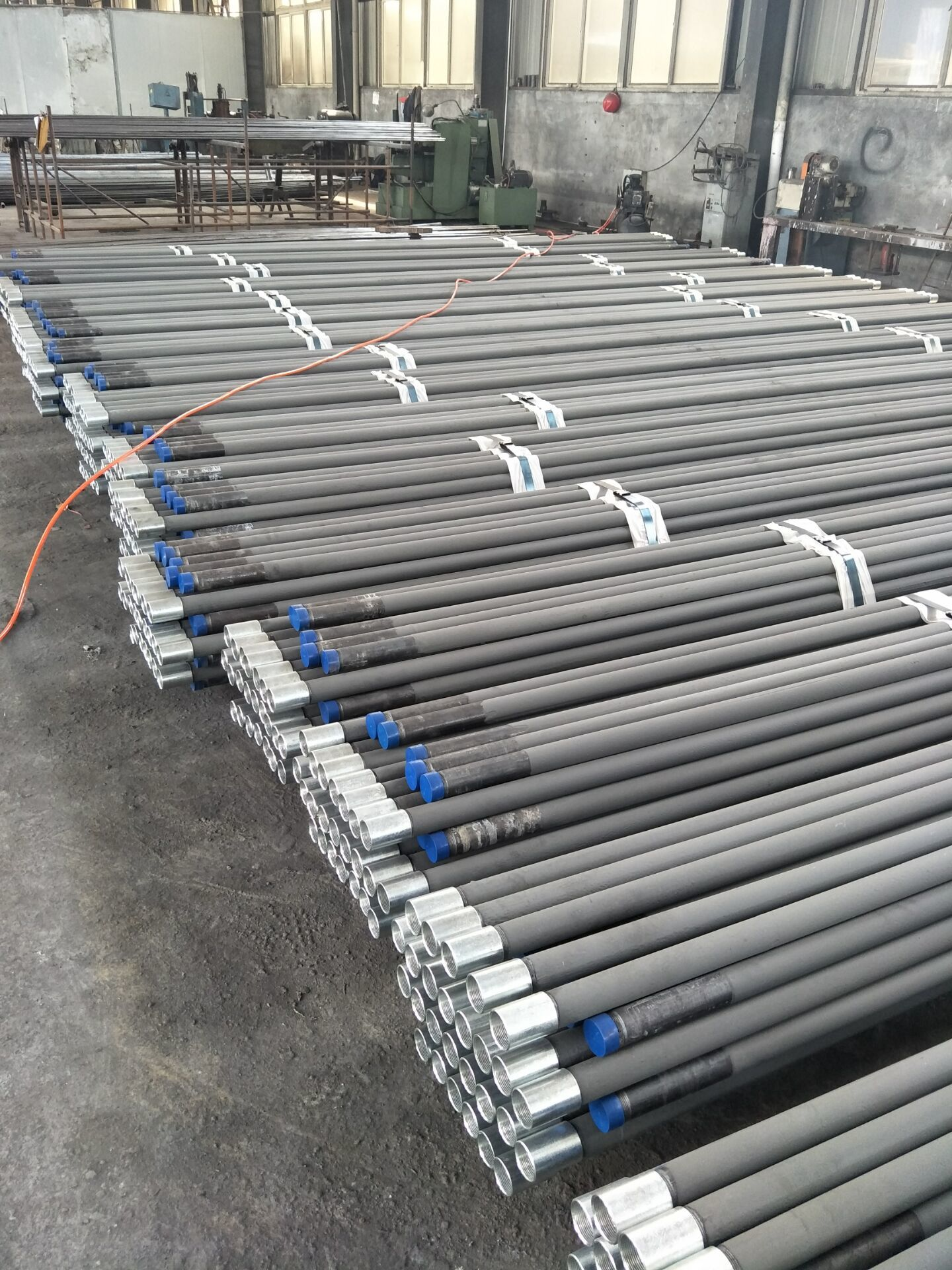 Oxygen Lance Pipes