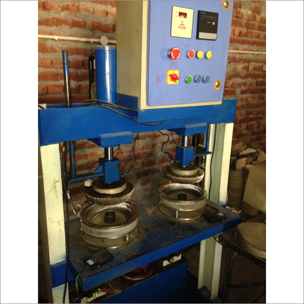 Fully Automatic Hydraulic Paper Plate Double