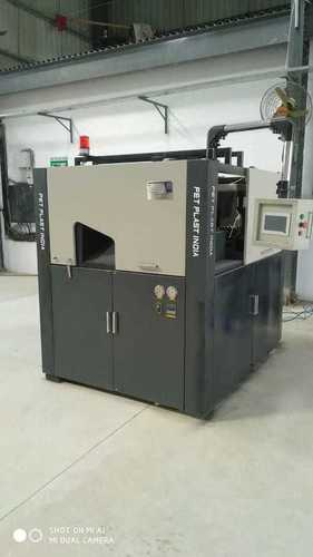 Fully Automatic Hand Feed Pet Blowing Machines