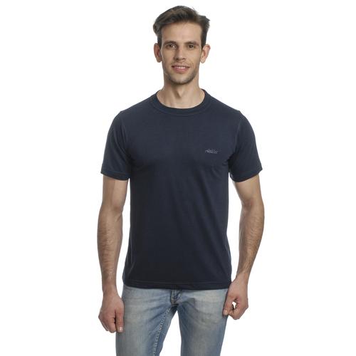 Round Neck Mens T Shirt (Navy)