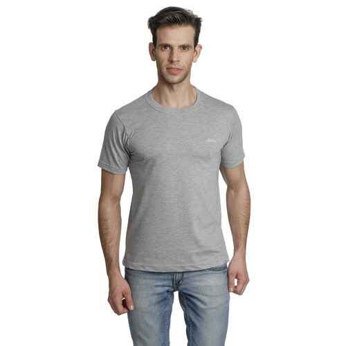 Round Neck Mens T Shirt (L.Grey)