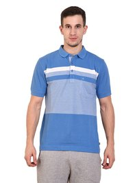 Sky (Mens Polo T-Shirt)