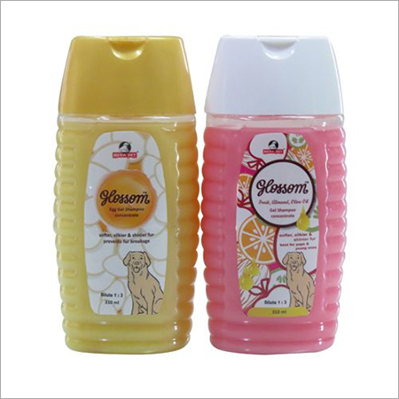 Dog egg fruit Shampoo