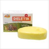 Deletik Herbal Dog Soap