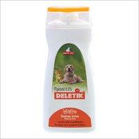 Dog tick Fipronil Shampoo