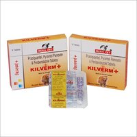 Dog Kilverm+ Tablet