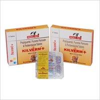 Dog dewormer Tablet