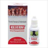 Dog Kilverm Oral Suspension