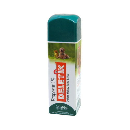 Dog tick Propoxur Powder